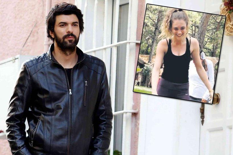 ¿Quién es la novia de Engin Akyurek?